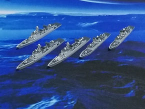 PLAN Modern FFG+DDG HD Pack #1, 1/1800 in Smooth Fine Detail Plastic
