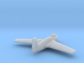 (1:200) Messerschmitt Me 263 in Smooth Fine Detail Plastic
