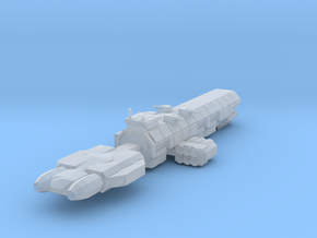 EA Apollo-Class Bombardment Cruiser 65mm in Smooth Fine Detail Plastic