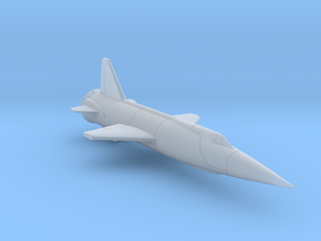 "(1:285) Douglas D-558-3 ""Skyflash"" in Smooth Fine Detail Plastic"