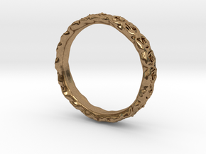 rose ring  in Natural Brass: 4.5 / 47.75