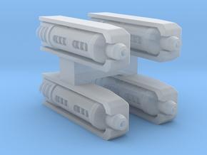 1/48 Skink Polsten Guns NO barrels in Smooth Fine Detail Plastic