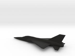 Helwan HA-300 (w/o landing gears) in Black Natural Versatile Plastic: 1:200
