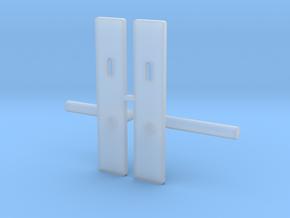 1:12 Handle door  in Frosted Ultra Detail