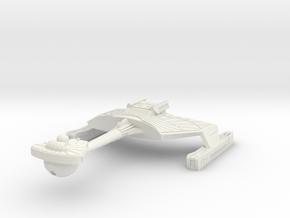3125 Romulan Stormbird in White Natural Versatile Plastic