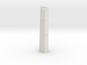 Eton Place Dalian Tower 1 (1:2000) in White Natural Versatile Plastic