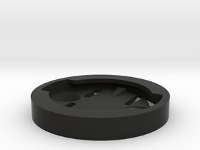 Garmin EDGE Interface in Black Natural Versatile Plastic