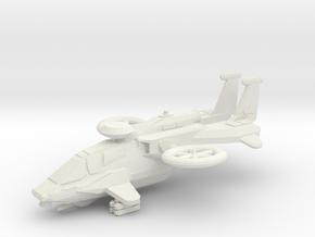 15mm ARVX-1B Arapaho (PGRS) in White Natural Versatile Plastic