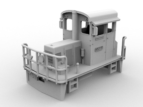 PBR NRT1(O/1:48 Scale) in White Strong & Flexible
