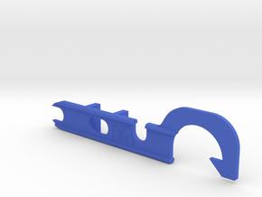 Hackenschlussel Propeller Original - 3DR SOLO in Blue Processed Versatile Plastic