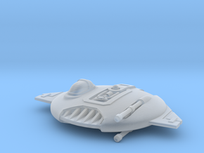 Centennial Hawk Fighter in Smooth Fine Detail Plastic