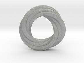 Mobius XI in Aluminum