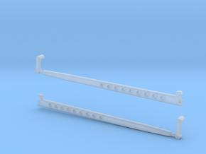 1/8 scale Radius Arm option 2 in Smooth Fine Detail Plastic