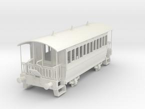 m-43-wisbech-tram-coach-1 in White Natural Versatile Plastic