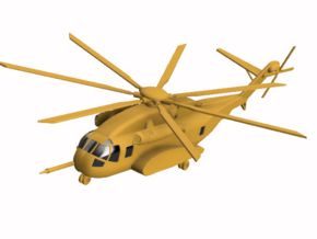 047A Sikorsky CH-53K 1/285 in Smooth Fine Detail Plastic