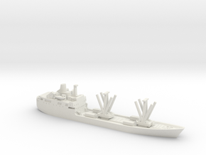 1/1250 RMS St Helena in White Natural Versatile Plastic
