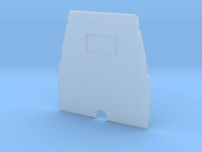1/12 Airfix Austin A35 Top Bun Backwall in Smooth Fine Detail Plastic: Medium