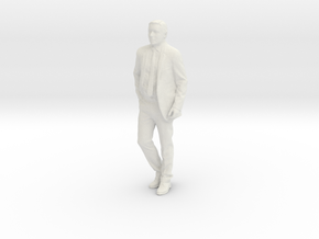 Printle F Salvador Allende - 1/24 - wob in White Natural Versatile Plastic
