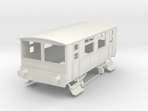 o-43-wcpr-drewry-sm-railcar-trailer-1 in White Natural Versatile Plastic
