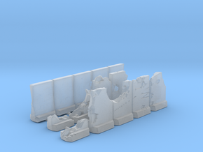 Jersey Walls Sprue in Smooth Fine Detail Plastic