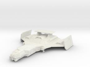 Taihou Dropship in White Natural Versatile Plastic
