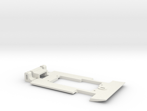 Carrera Universal 132 Nissan R390 GT1 Chassis in White Natural Versatile Plastic