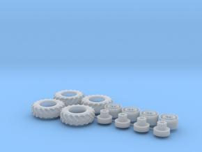 H0 1:87 Reifen 420/85 R26 in Smooth Fine Detail Plastic