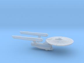 3125 Scale Federation Strike Carrier (CVS) WEM in Smooth Fine Detail Plastic