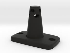 PORSCHE - Cabin temperature sensor holder in Black Natural Versatile Plastic