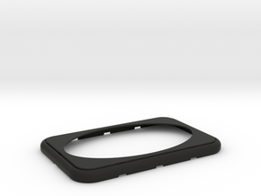 PORSCHE - Loudspeaker frame 3.2 in Black Strong & Flexible