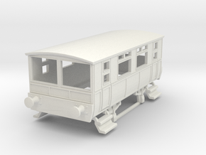 o-87-wcpr-drewry-sm-railcar-trailer-1 in White Natural Versatile Plastic