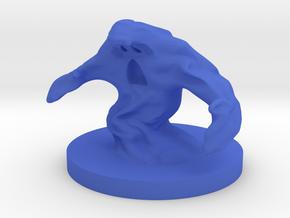 Water Elemental Medium Sized in Blue Processed Versatile Plastic
