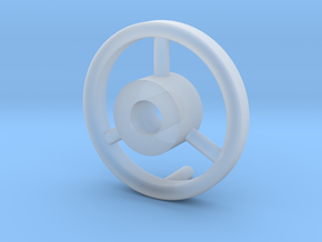 B15F Hand Wheel for Search Light in Smooth Fine Detail Plastic