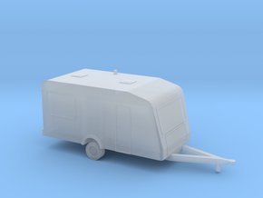 Wohnwagen, modern. Vers. 2.0 in Smooth Fine Detail Plastic