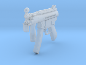 1/12th MP5K in Smooth Fine Detail Plastic