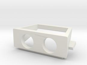 headlight_box_wdw2 in White Natural Versatile Plastic