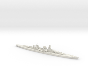 Sevastopol (Project 69-I) 1/1800 in White Natural Versatile Plastic