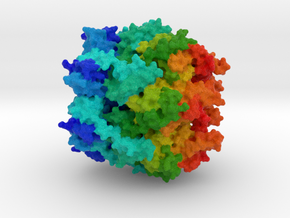 RuvB Holiday Junction Helicase in Full Color Sandstone