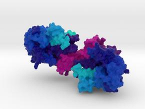 Transposase Inhibitor in Full Color Sandstone