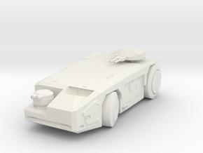APC Miniature in White Natural Versatile Plastic