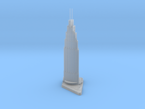 Address Boulevard (1:2000) in Smooth Fine Detail Plastic