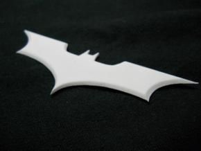 Batarang in Frosted Ultra Detail