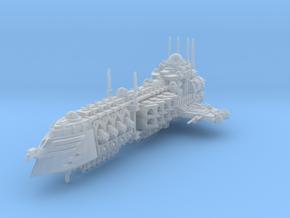 Despot Cruiser in Smooth Fine Detail Plastic