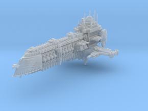 Redeemer Battleship in Smooth Fine Detail Plastic