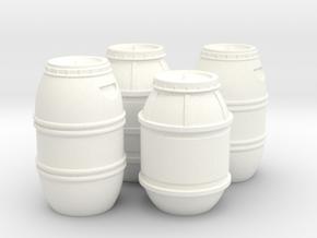 1:43 DEAGO FALCON YT1300 ANH CARGO BARREL SET TA.2 in White Processed Versatile Plastic