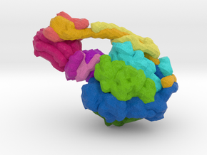 ATP Synthase in Full Color Sandstone