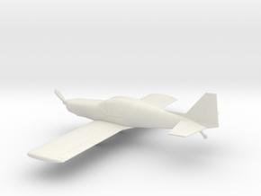 MB Avio C-26 in White Natural Versatile Plastic: 1:72