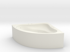 Jacuzzi_Corner_Ver01_1-24_Rev01.0 in White Natural Versatile Plastic