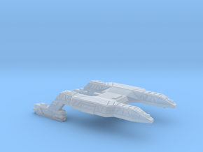 3788 Scale Lyran Refitted Panther Light Cruiser CV in Smooth Fine Detail Plastic