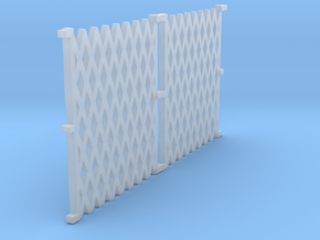 o-76-lswr-folding-gate-new-set in Smooth Fine Detail Plastic